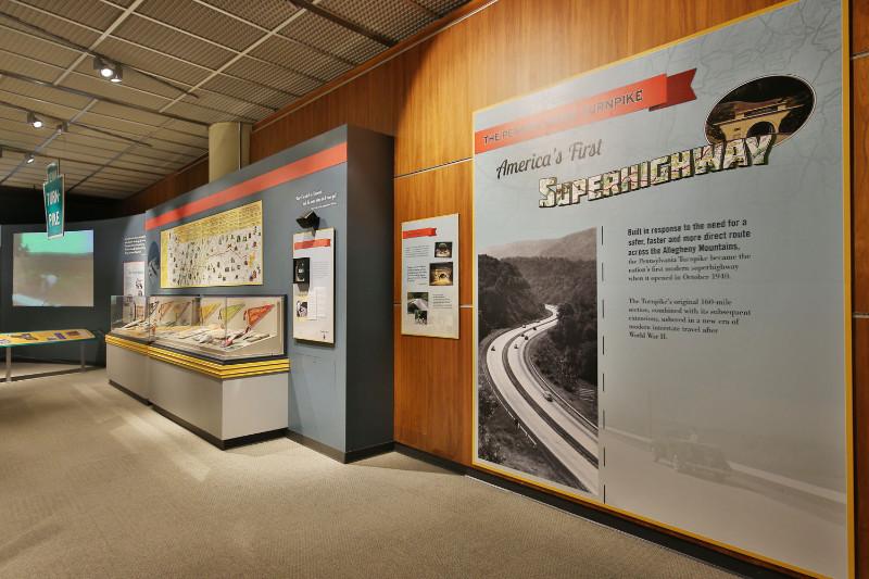 PA Turnpike Exhibit