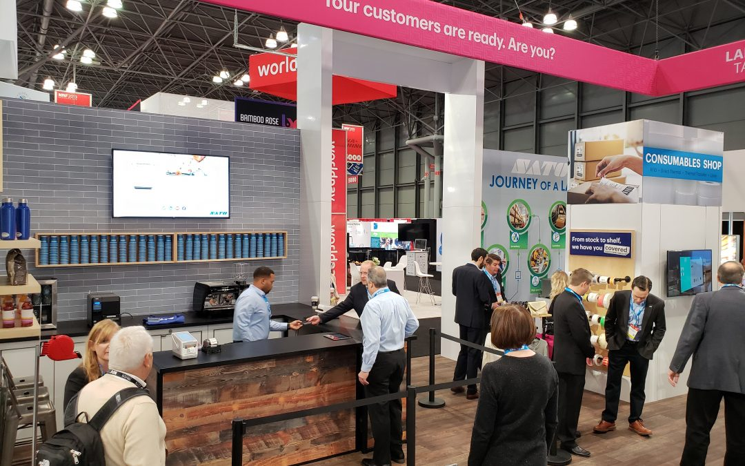 The 5 Essential Steps to Designing a Functional Trade Show Booth