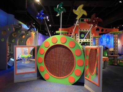 Discovery Place - Kid Science