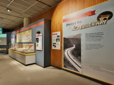 PA Turnpike Exhibit